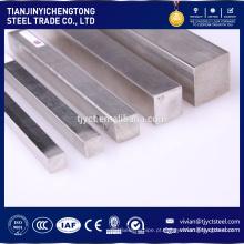 Barra quadrada de aço inoxidável de alta qualidade de AISI 304 316L