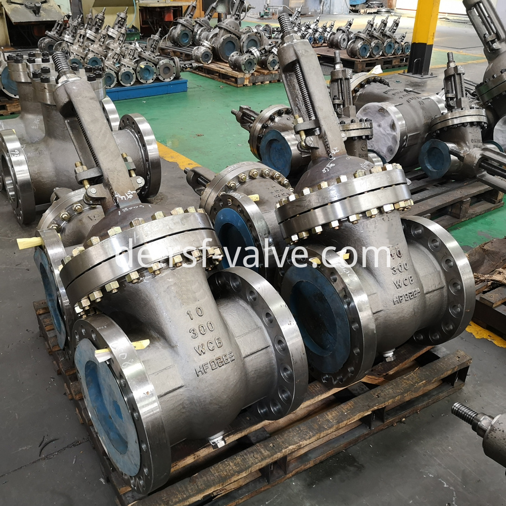 Wedge Gate Valve Api600 2