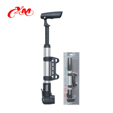 high pressure bike pump can play before and after the shock absorber can be used as general vehicle mini inflator