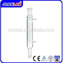 Condensador de Refluxo de Vidro Laboratório JOAN Com Articulação Padrão