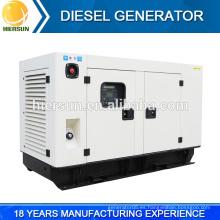 Venta caliente 380V / 400V con el tanque de combustible básico HC20-S generador de energía 380v diesel 20kw