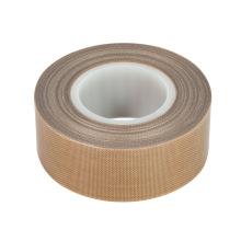 Brown Heat Resistant PTFE Adhesive Tape