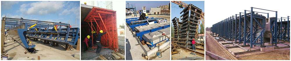 Bridge Concrete Formwork