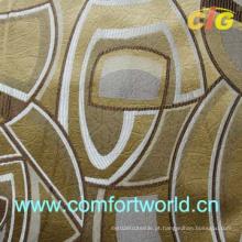 100% poliéster Jacquard sofá tecido (SHSF04190)