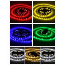 СМД 3528 одного цвета свет прокладки IP20 СИД 12V освещает один высокой яркости печатной платы