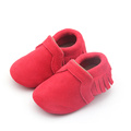 Red Bottom Christmas Baby Shoes Cuero