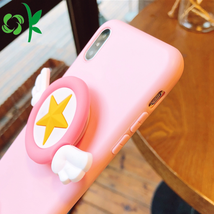 pink phone case