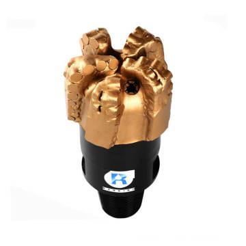 """6 5/8 """"borracha selado rolamento diamante pdc broca para perfuração de arenito"""