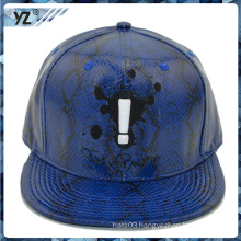 wholesales many style design your own leather snapback hat