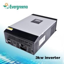 Controlador de inversor solar fuera de la red, inversor solar con carga incorporada