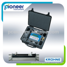 Krohne UFM600P Clamp-on ultrasonic flow meters