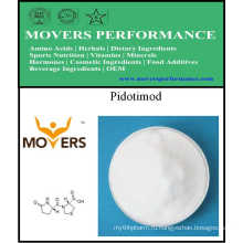 GMP Standard Лучший продавец Pidotimod 99.6% [121808-62-6]