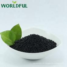 Granulado do ácido aminado do composto de NPK 12-3-3, fertilizante composto da liberação lenta da venda quente