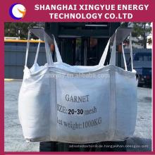 Granat Wasserstrahl-Schleifmittel von größten Granat Unternehmen