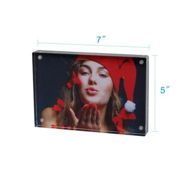 APEX 5x7 Clear Acrylic Insert Picture Frame