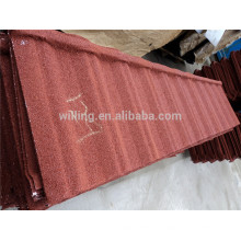 Noblest Corrugated Stone Coated Roofing Tile Classic Metal Sheet