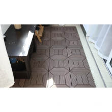 Top Quality Deck Tiles and Interlocking Wood Deck Tiles