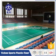 A melhor cotação de piso de plástico interior de alta qualidade
