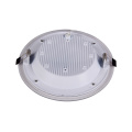9W Rundglas LED Panel Panel Light