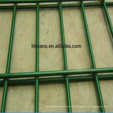 Valla de malla de alambre doble de alta calidad y precio barato 868