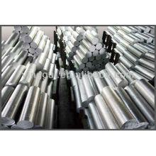 7075 barra redonda arrumada a frio de liga de alumínio