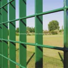 Pó Revestido / Pintado / Galvanizado Cerca De Segurança De Grades De Aço