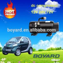 Mini-Klimaanlage für Auto mit EV RV Dach oben montiert DC Klimaanlage Kompressor