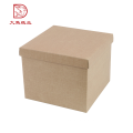 Factory newest custom strong corrugated document storage box