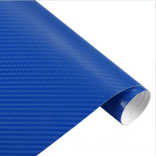 Car Styling 4D Carbon Fiber Vinyl Wrap