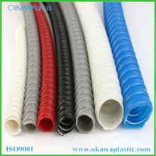Спиральный шланг в различных материалах и различном цвете