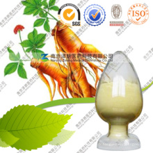 FDA Registered Ginseng Root Powder Prix du ginseng 2016 HPLC