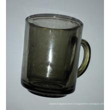Glass Mug with Color High Quality Tumbler Kb-Hn07175