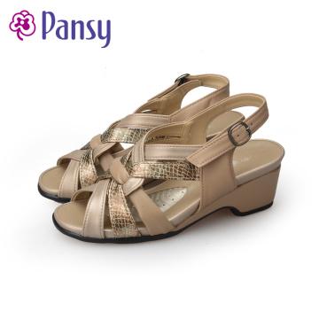 2015 году лето новые женские сандалии моды