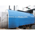 5-100TPD Continuous and automatic waste plastic pyrolysis to fuel oil equipment with CE/ISO from Henan Huatai