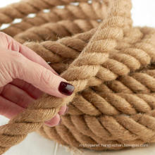 Sales Promotion 3mm Twisted Corrosion Protection Natural Hemp Rope