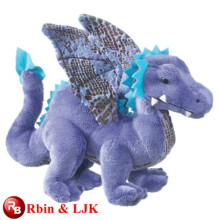 Meet EN71 and ASTM standard ICTI plush toy factory dragon stuffed toys