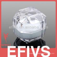 Caixa de jóias de cristal reciclado atacado