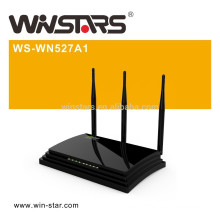 11AC 750M wireless dualband router With 3 x 5DBi omni directional antennas