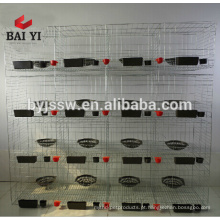 White and Gray Dove Cage Cheap Pigeon Cage Para Venda (Made In China, Good Quality)