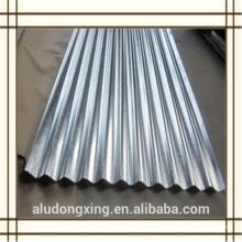 3105 hoja de aluminio corrugado