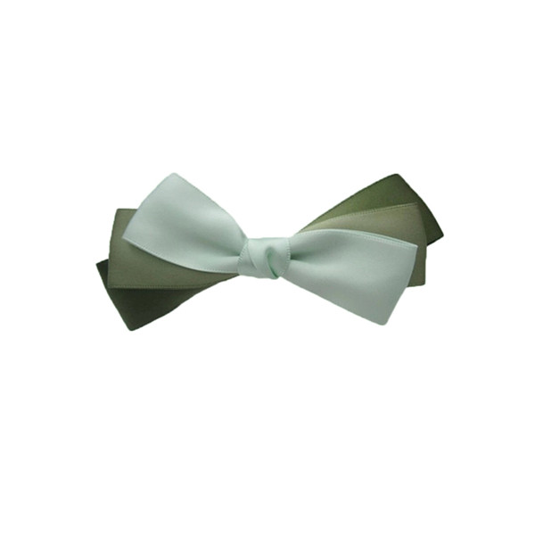 Ribbon Bow green