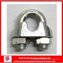 Rigging Hardware Clips (Galv formbar Drahtseil Clips Typ B)