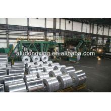 Deep drawing aluminium coil
