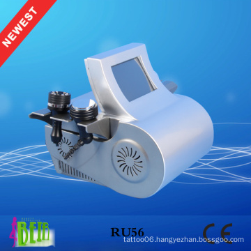 Ultrasonic Cavitation+Vacuum Liposuction+Laser+Bipolar RF+Roller Machine for Slimming