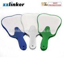 Miroir dentaire en plastique coloré Miroir en forme de dents