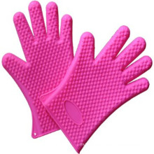 Food Grade Kitchen Heat-Resistant Silicone Glove