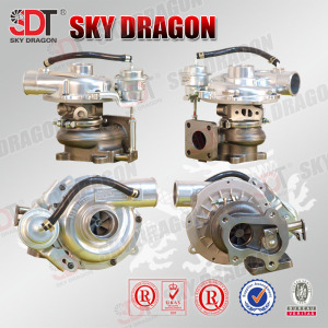 ISUZU 4JB1T ENGINE TURBO SPARE PARTS cartridge