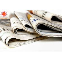 prix du papier journal recyclé