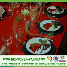 Venda quente em França Itália da folha de pano de mesa TNT