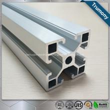 Tuyau en aluminium de profil d'extrusion pour la lumière de LED
